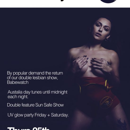 Australia Day Beach Party - The Palace, 111 Hindley St, ADELAIDE, South Australia
