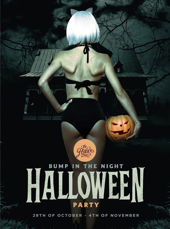 Halloween - Wet - The Palace Adelaide, 111 Hindley St, Adelaide